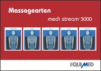 Massagearten medi stream 3000
