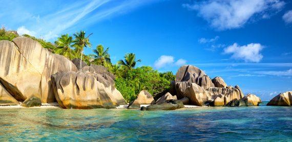 Motiv Seychellen