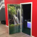 Tür 2 zur Lounge