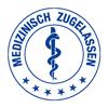 Logo medizinisch zugelassen