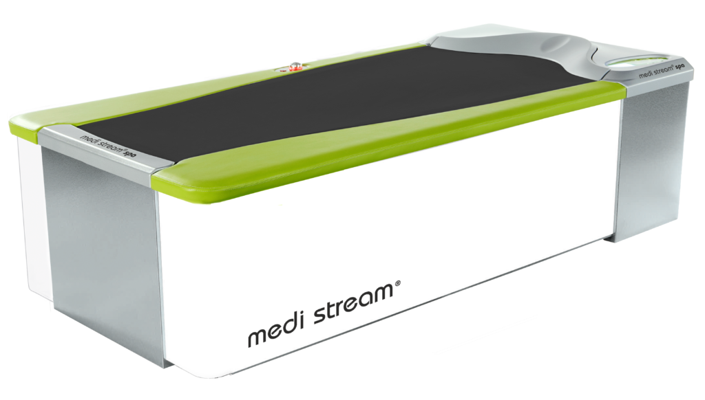 medi stream spa gruen